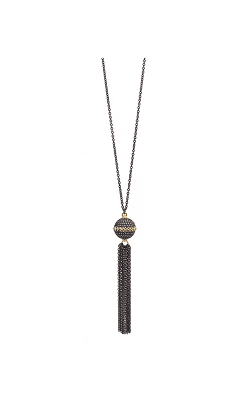 Armenta Diamond Ball Tassel Necklace 10597 product image