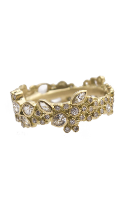 Armenta Cluster stack ring 09647 product image