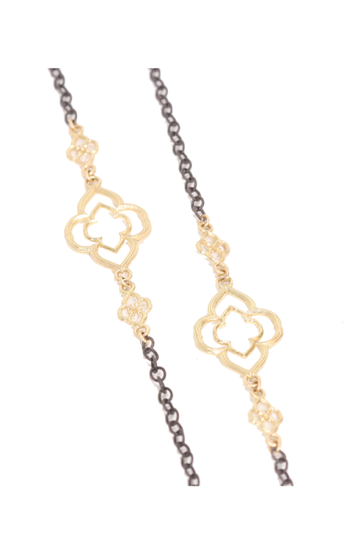 Armenta Cable Chain with Large Scroll Stations 02683 product image