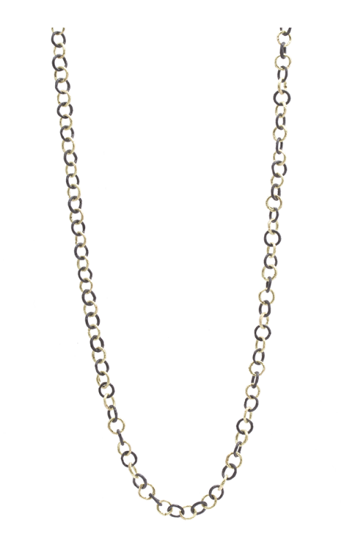 Armenta Sculpted Round Extra Small Link Necklace - 18 inch 07702 product image