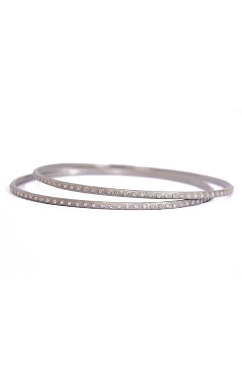 Armenta White Diamond Eternity Bangle - Small 02778 product image