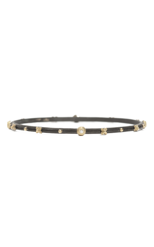 Armenta X And Diamond Bangle 00990 product image