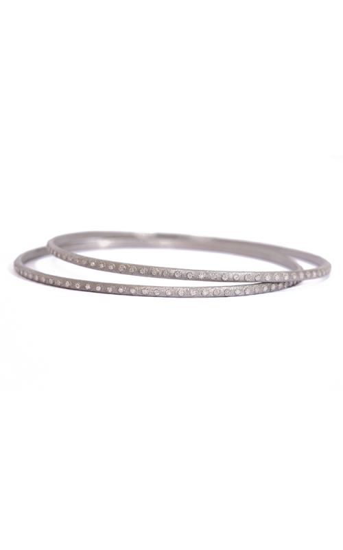 Armenta White Diamond Eternity Bangle - Small 02778 product image