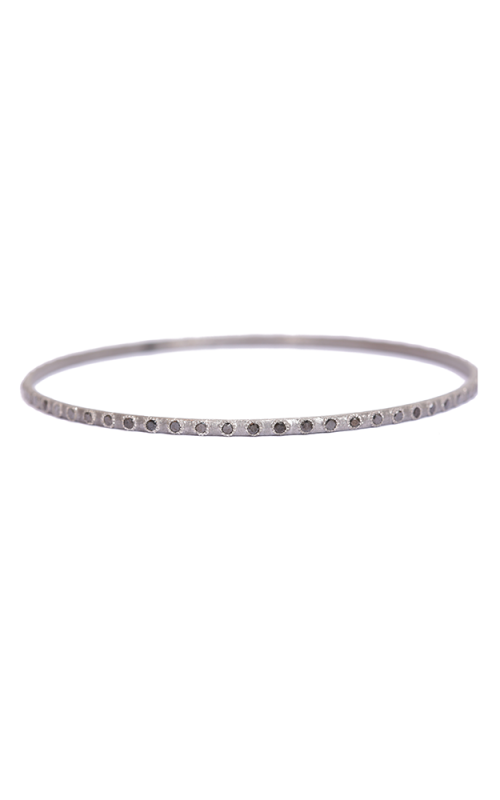 Armenta Black Diamond Eternity Bangle - Medium 02868 product image