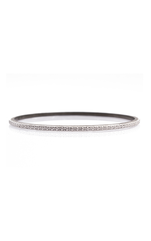 Armenta Bangle Bracelet with Carved Scalloped Border 08717 product image