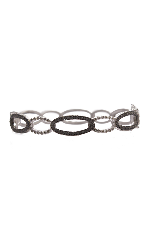 Armenta Open circle-link huggie 09690 product image