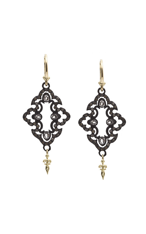 Armenta Open Scroll Drop Earrings 08615 product image