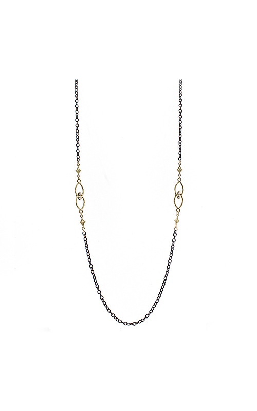 Armenta Medium open shield necklace 09273 product image