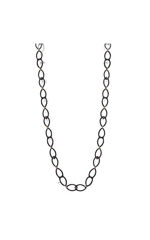 Armenta Medium open shield link necklace 09381 product image