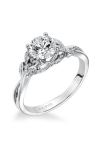 Artcarved CORINNE Diamond Engagement Ring 31-V317ERW-E