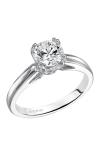 Artcarved DAHLIA Solitare Engagement Ring 31-V120ERW-E