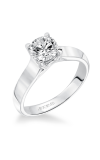 Artcarved CLAIRE Solitare Engagement Ring 31-V221ERW-E
