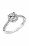 Artcarved LAYLA Diamond Engagement Ring 31-V324ERW-E