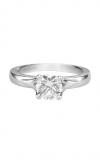 Artcarved MONICA Engagement Ring White Gold 31-V405ERW-E