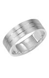 Artcarved LOVE LIGHT 7MM CF Engrave Ring 11-WV7357W-G