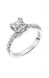 Artcarved MIA Engagement Ring 31-V223ECW-E