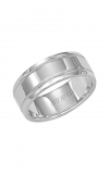 Artcarved MASON 8.0MM WEDDING RING 11-WV5607W-G