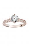 Artcarved JULIET Engagement Ring Rose Gold 31-V313ERR-E
