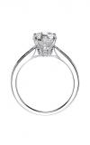 Artcarved ISLA Engagement Ring White Gold 31-V499GRW-E