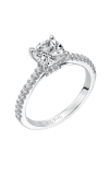 Artcarved WILLA Engagement Ring 31-V574GUW-E
