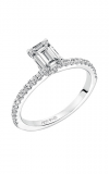 Artcarved SYBIL Engagement Ring 31-V544EEW-E