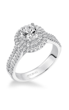 Artcarved KRISTEN Engagement Ring 31-V609ERW-E
