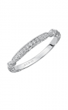 Artcarved CRYSTAL Wedding Band 31-V518W-L
