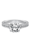 Artcarved ZOYA Engagement Ring 31-V511FRW-E