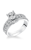 Artcarved LAUREN Diamond Engagement Ring 31-V208ERW-E