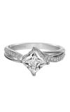Artcarved STELLA Diamond Engagement Ring 31-V304FCW-E
