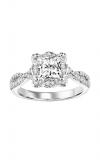 Artcarved LESLIE Engagement Ring White Gold 31-V339GCW-E