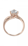 Artcarved WHITNEY Engagement Ring Rose Gold 31-V303ERR-E
