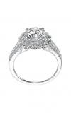 Artcarved IRINA Engagement Ring White Gold 31-V540HRW-E