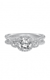 Artcarved MANDY Engagement Ring White Gold 31-V548ERW-E