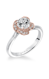 Artcarved JOSEPHINA Halo Engagement Ring 31-V582ERR-E