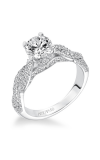 Artcarved MACKENZIE Engagement Ring 31-V595ERW-E
