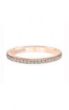 Artcarved Diamond Ladies Wedding Band 33-V88B4R65-L