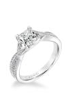 Artcarved LONDON Engagement Ring 31-V656ECW-E