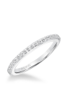 ArtCarved EVANGELINE Wedding Band 31-V646W-L
