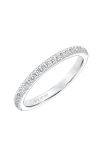 ArtCarved MAISY Wedding Band 31-V669W-L