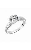 Artcarved Rachel Solitare Engagement Ring Engagement Ring 31-V163FRW-E