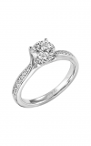 Artcarved Leah Diamond Engagement Ring Engagement Ring 31-V283ERW-E