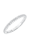 Artcarved Ladies Wedding Band 33-V9188W-L