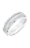 Artcarved Men's Engraved Wedding Band 11-WV8673W65-G