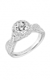 Artcarved Vintage Engagement Ring 31-V765ERW-E