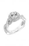 Artcarved Contemporary Engagement Ring 31-V771ERW-E