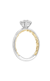 Artcarved Berly Lyric Engagement Ring 31-V905ERWY-E