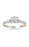 Artcarved Harley Lyric Engagement Ring 31-V911ERWY-E