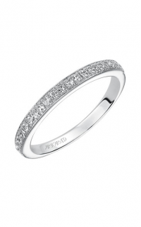 ArtCarved Vintage Wedding Band 31-V203W-L product image