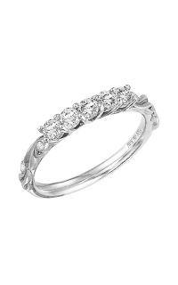 ArtCarved Vintage Wedding Band 31-V100W-L product image